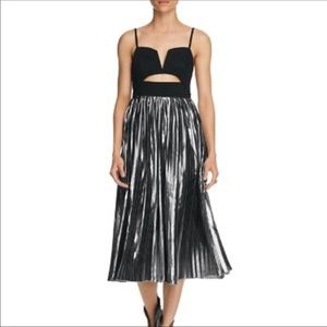 Free People Piper XS Pleated Dress